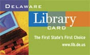 Delaware Library Card